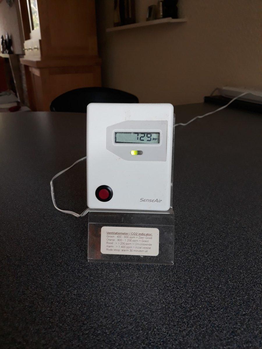 CO2-meters - Een energiezuinige tussenwoning uit 1958