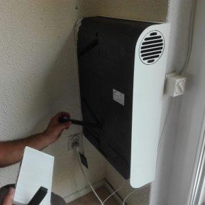 Uitgelezene Warmte Terug Winning Ventilator (decentraal) - Een energiezuinige EI-21