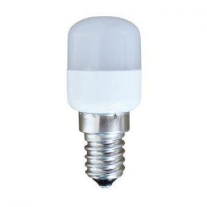 Koelkastlampje, dat waarschuwt